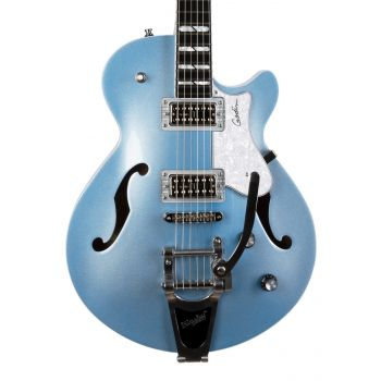 GODIN Montreal Premiere LTD Imperial Blue. Guitarra Eléctrica + Funda