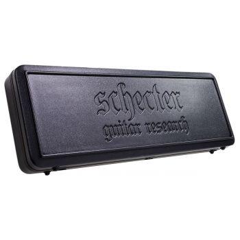 Schecter SGR-Universal PE Black. Estuche para Bajo Eléctrico