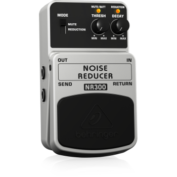 BEHRINGER NR300 Pedal Guitarra Efecto Noise Reducer