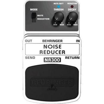 BEHRINGER Pedal  Guitarra Efecto Noise Reducer NR300 Behringer NR-300