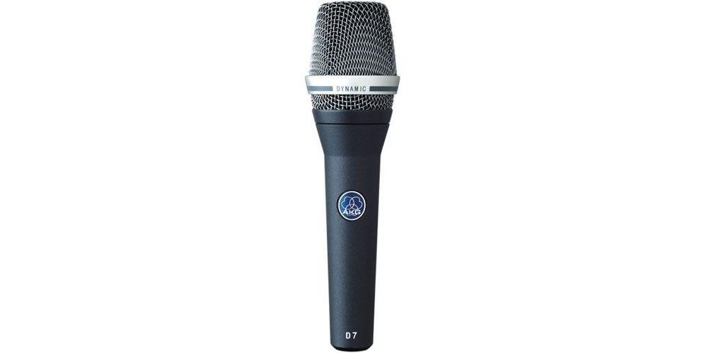 akg d7 s microfono dinamico
