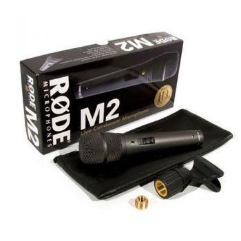 RODE M2 Microfono Vocal de Condensador