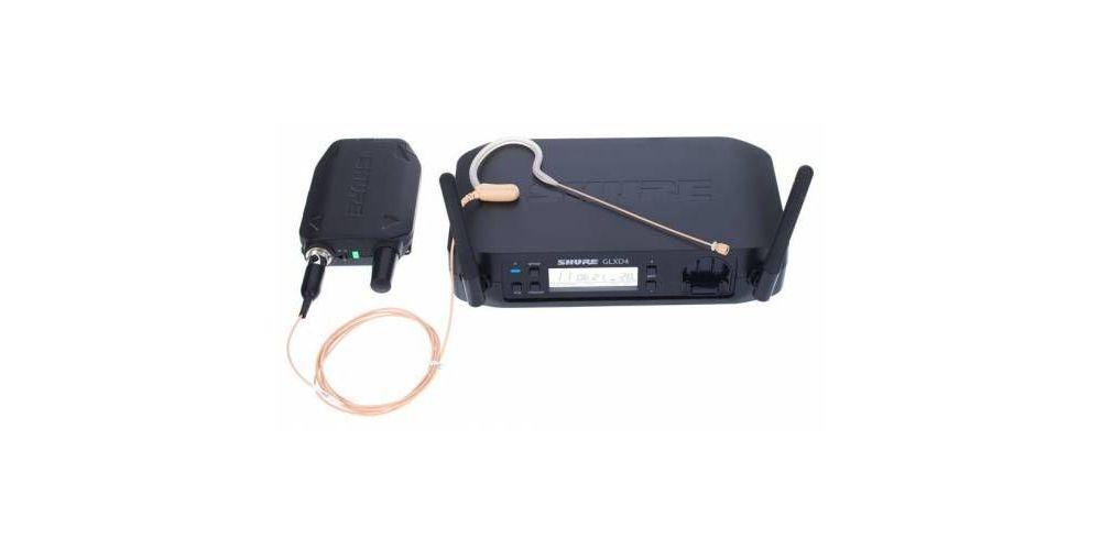 SHURE GLXD14E MX53 Microfono inalambrico Digital de Diadema Present