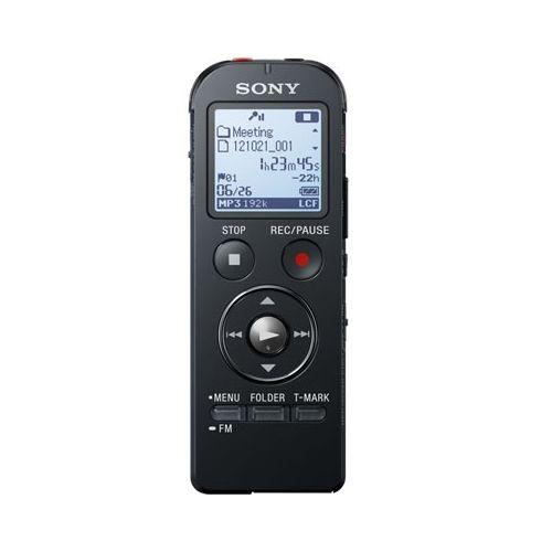 SONY ICD-UX533B Negro  Grabadora digital 4Gb