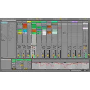 ABLETON LIVE 9 Suite Edition EDU 85795
