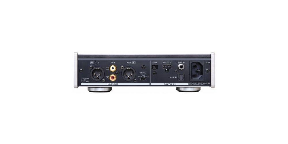 TEAC UD-301 S Amplificador, Silver