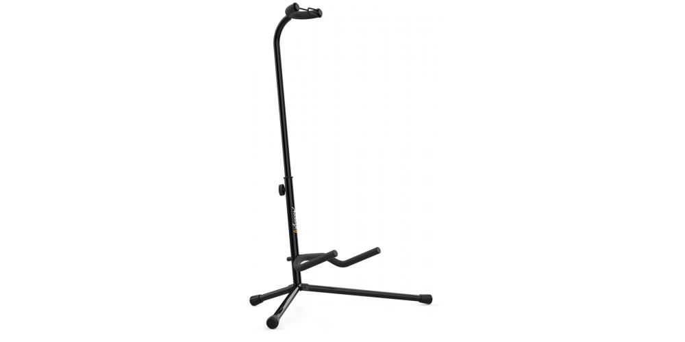audibax SG 03 soporte guitarra suelo negro principal