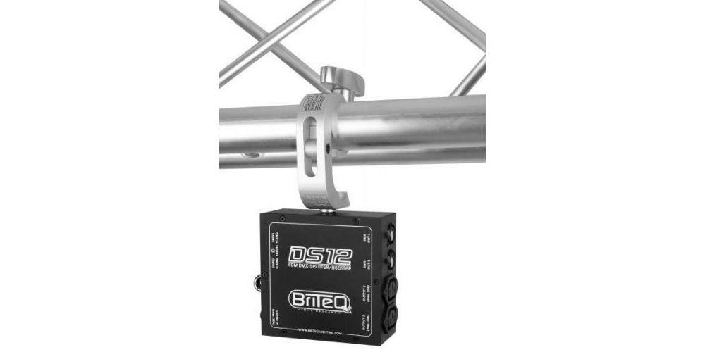 ds 12 spliter dmx 2 canales briteq truss