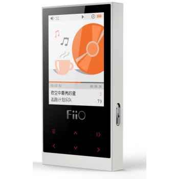 FIIO M3 Portable HD Player SILVER