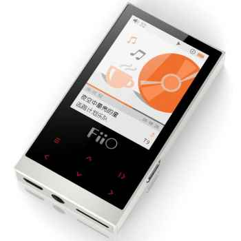 FIIO M3 Portable HD Player SILVER