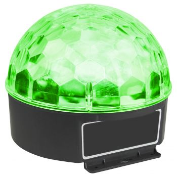max 153225 Max Magic Jelly DJ Ball Activada por sonido 6x 1W LED