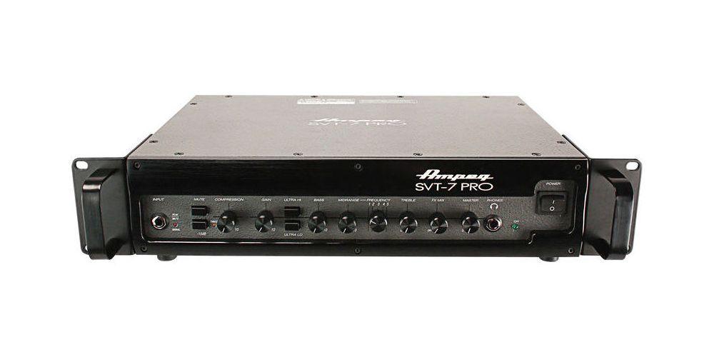 AMPEG SVT-7PRO Tube-D 1000W Head
