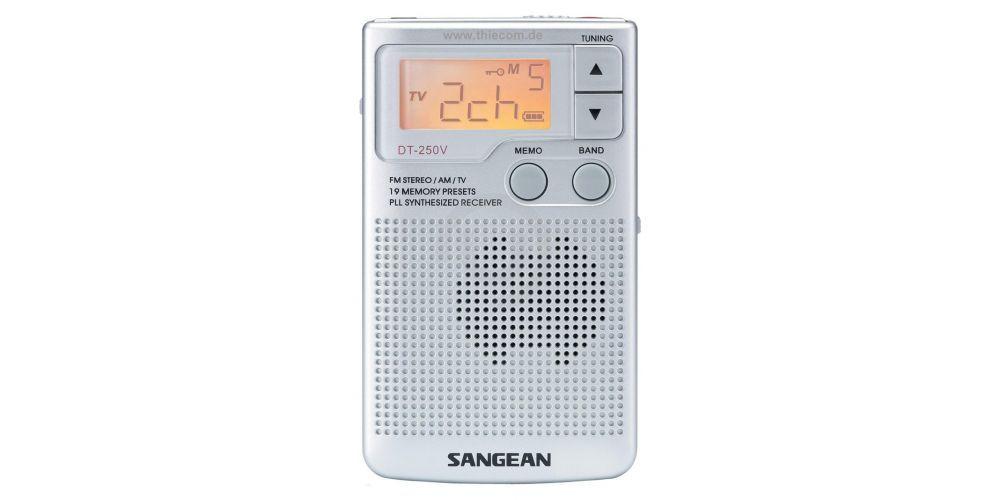 sangean dt250 radio digital