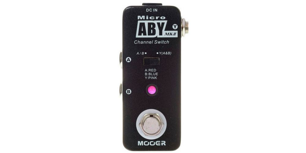 mooer micro aby mkii 2