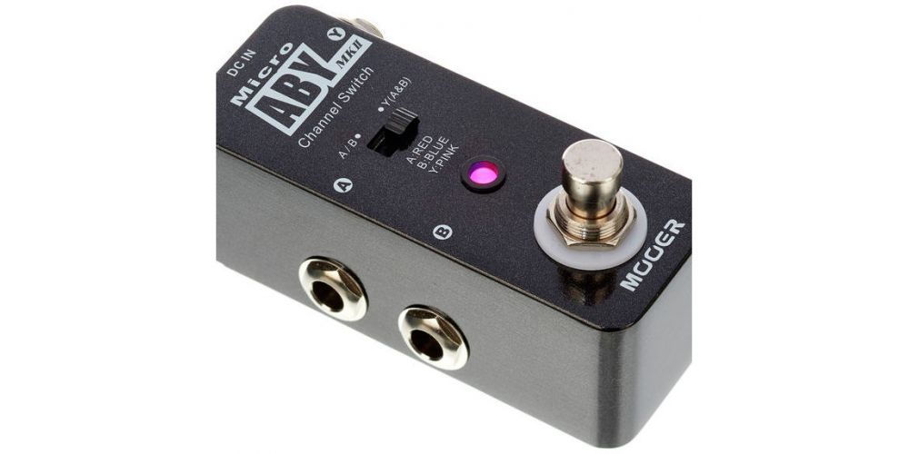 Mooer Micro ABY MKII pedal