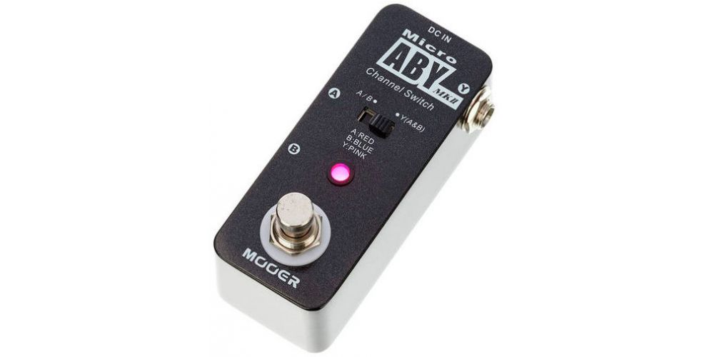 mooer micro aby mkii
