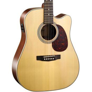 Cort MR600F-NS Guitarra Acústica Natural Satin