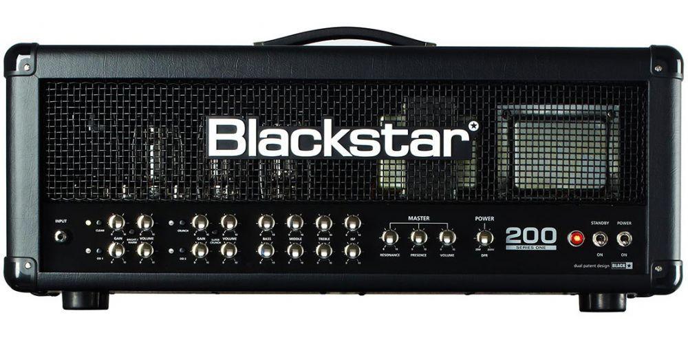 comprar blackstar amplificador guitarra seris one 200