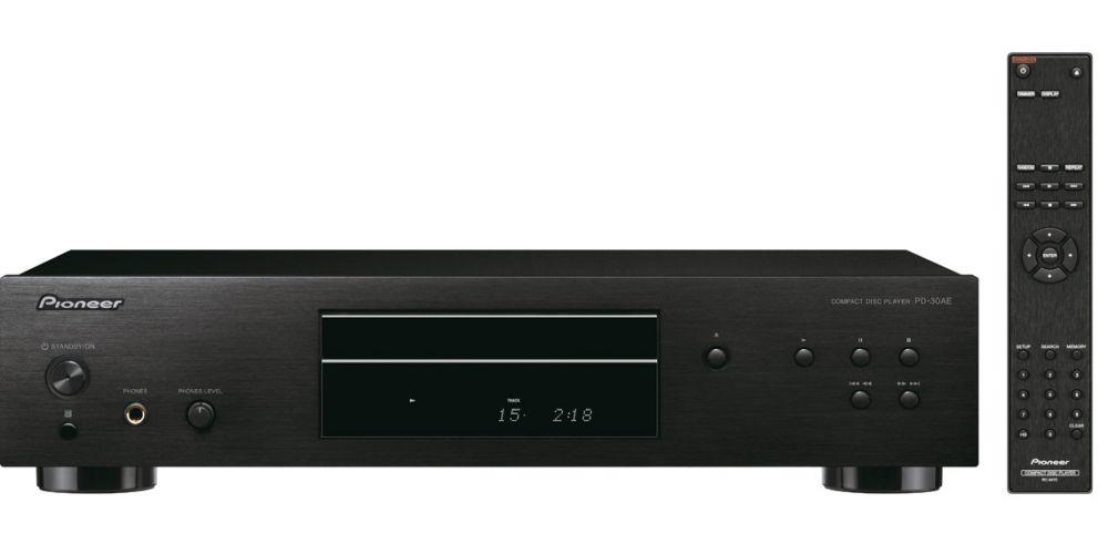 Pioneer PD 30AE bk black