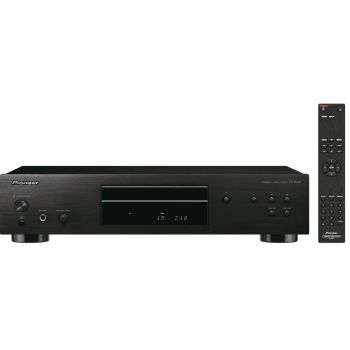 PIONEER PD-30AE BK  Compact Disc Negro PD30 AE