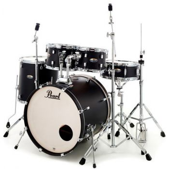 Pearl Decade Maple DMP925/S Satin Slate Black, Set Bateria
