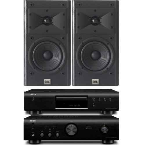 denon pma520 bk amplificadordcd520bk JBL arena 120
