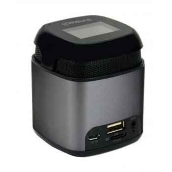 SUNSTECH SPUBT710 Titanio Altavoz Inalambrico Bluetooth