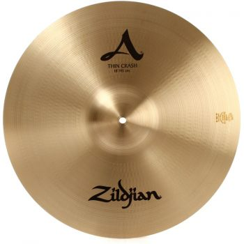 "ZILDJIAN CRASH 17"" A THIN"