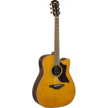 YAMAHA A1R ll VN Guitarra Electro acustica Natural