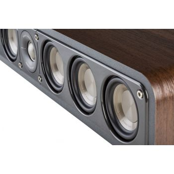 Polkaudio S35 Walnut Altavoz Central