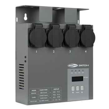 Showtec MultiSwitch Conmutador DMX 50357