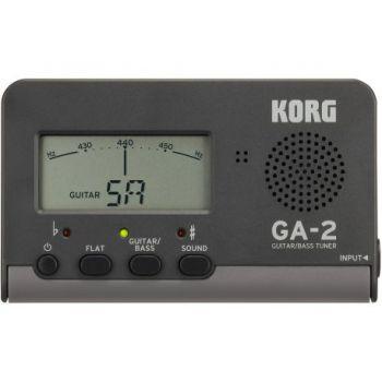 KORG GA-2 Afinador Guitarra Bajo