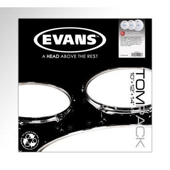 Evans ETPG1CTDF, Parches, 10