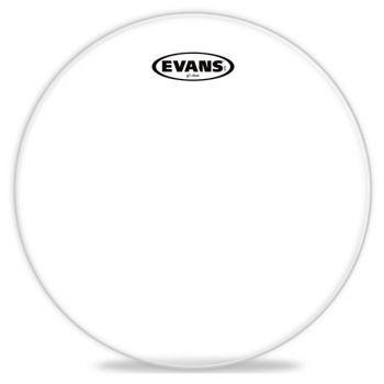 Evans 08 G1 Clear Parche de Tom TT08G1