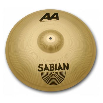 Sabian 21607B 16 AA Medium Thin Crash