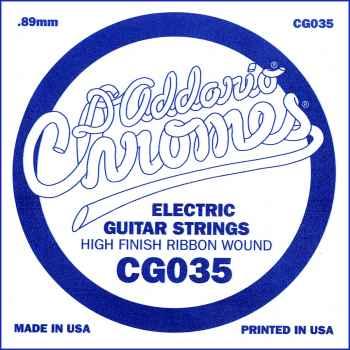 D´addario CG035 Cuerda Suelta para Guitarra Eléctrica