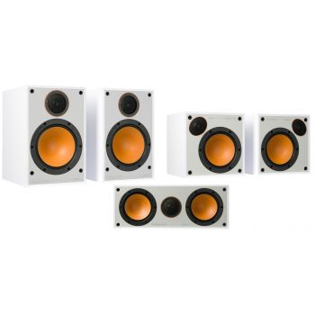 Monitor Audio Monitor 100 Pack 5.0 White altavoces Home Cinema