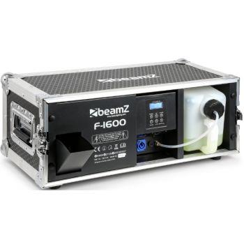 Beamz F1600 Maquina de niebla profesional en Flightcase 160513 ( REACONDICIONADO )
