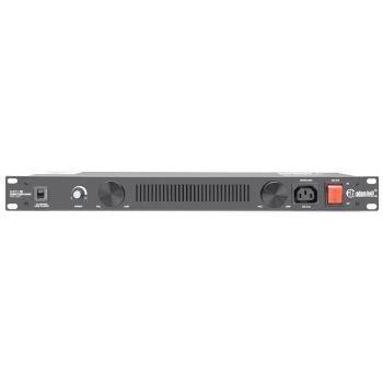 Adam Hall PCL 10 Distribuidor de corriente con protección e iluminación de rack 19