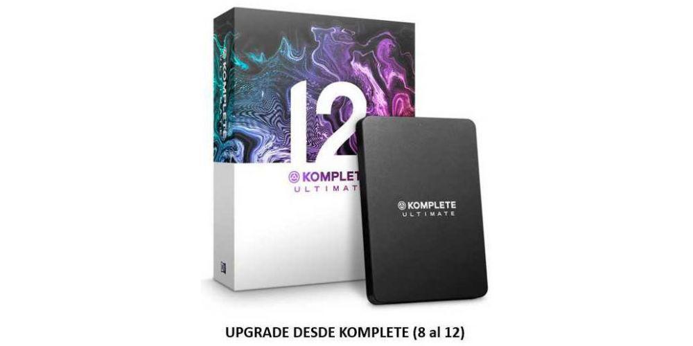native instruments komplete 12 ultimate upg desde k8 12