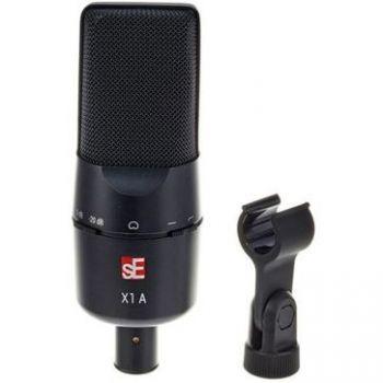 sE Electronics Micrófono de condensador gran diafragma X1 A