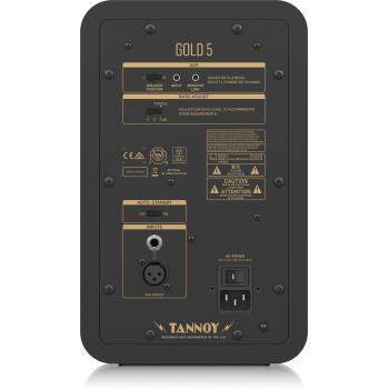 Tannoy GOLD 5 Monitor de Estudio Biamplificado de 5
