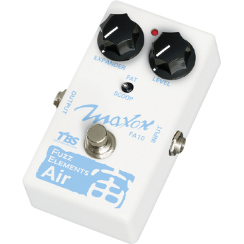 Maxon FA-10 Fuzz Elements Air Pedal Efectos Guitarra