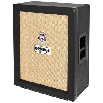 Orange Bafle para guitarra PPC212V BLACK