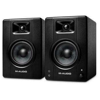 M AUDIO BX4 Monitores Activos 4