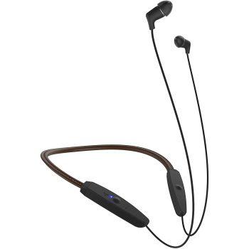 KLIPSCH R5 Neckband Brown Intra Auriculares Bluetooth Marron