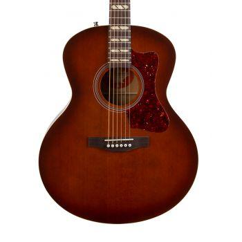 NORMAN ST30 MJ Havana Burst Element. Guitarra Acústica + Funda