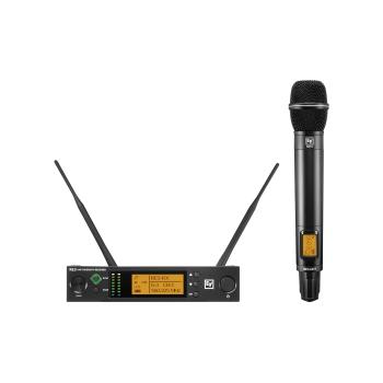 Electro-Voice RE3-ND86-5L Micrófono Inalámbrico Supercardioide de Mano Banda 5L ( 488 MHz - 524 MHz)