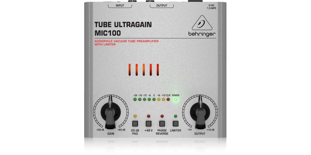 MIC100 behringer