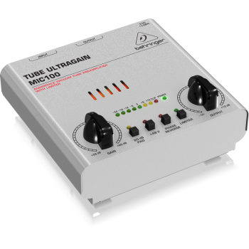 BEHRINGER MIC100 Pre-Amplificador Micro Behringer MIC-100 Und